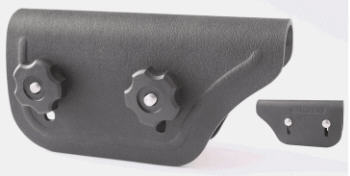 Tac Pro Rifle Cheek Rest both sides